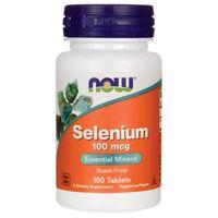 Selenium 100 mcg 100 tabs