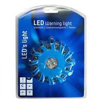 Светодиодная сигнальная лампа с синим аккумулятором ААА