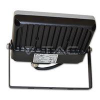 Прожектор LED V-Tac — 20W Black/Grey Body SMD 3000K VT-4820