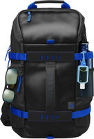 "15.6"" NB Backpack - HP Odyssey, Black/Blue"