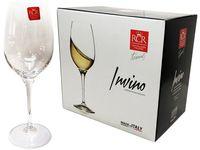 купить Набор бокалов для белого вина Invino 6шт, 380ml в Кишинёве