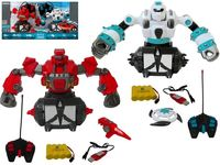 Набор супер-роботы 2шт Р/У 35X20X8.5cm