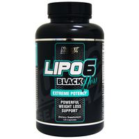 LIPO-6 BLACK HERS EXTREME POTENCY 120 CAPS
