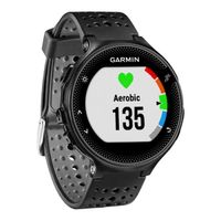 GARMIN Forerunner 235, GPS Black & Grey, 215x180, GPS
