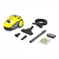 Пылесос Karcher VC 2 (1.198-105.0), Yellow/Black