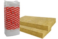 Минеральная вата Rockfacade Rockwool 50 x 600 x 1000 мм
