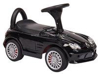 "Chipolino Машина  ""Mercedes Benz"" 722S чёрный"