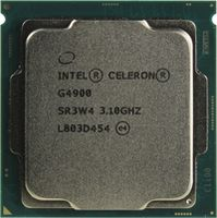 CPU Intel Celeron G4900 3.1GHz (2C/2T, 2MB, S1151,14nm, Integrated Intel UHD Graphics 610, 54W) Tray