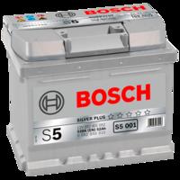 Авто аккумулятор Bosch Silver Plus S5 001 (0 092 S50 010)