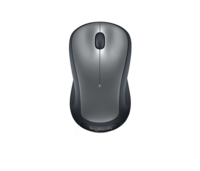 Logitech Wireless Mouse M310, Dark Silver