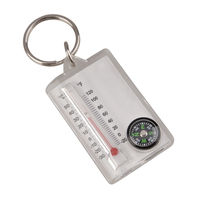 Брелок Munkees Thermometer-Compass, 3145