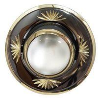 Feron Встраиваемый светильник NL08 R-39 золото