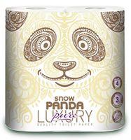 Hârtie igienică PANDA LUXURY 3 str. 20.8m*4 Pure