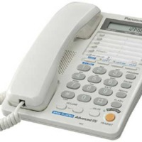 Panasonic KX-TS2368, Sp-Phone 2-Line LCD White