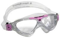 Aqua Sphere Vista Junior Glitter Pink Clear Lens (169750)