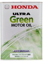 0W-10 HONDA ULTRA GREEN OIL HYBRID Масло моторное для гибридов! (08210-99904) 4л