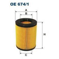 FILTRON OE674/1, Масляный фильтр