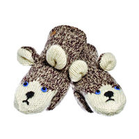 Варежки взрослые Knitwits Happy The Husky Mittens, A2409
