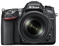 Зеркальная фотокамера NIKON D7100 KIT