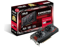 ASUS Expedition EX-RX570-O4G, AMD Radeon RX570 4GB GDDR5, 256-bit