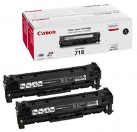 Canon 718 Black Set
