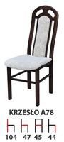 Деревянный стул A78