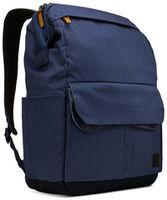 "14"" NB backpack - CaseLogic Lodo Medium ""LODP114DBL"" Dressblue-Navyblazer"