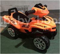 Baby Mix OC-7020683 Квадрацикл оранжевый