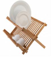 Сушка  для посуды бамбук 132786