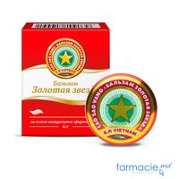 Golden Star Balsam 4g N1 (in cutie)