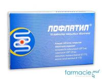 Loflatil® comp. film. 2 mg + 125 mg N10