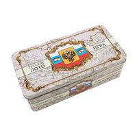 Настольная игра Лото Silapro в металлической коробке, 5210554