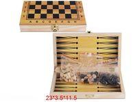 Шашки и шахматы 3 в 1