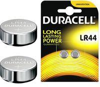 Батарейка Duracell LR 44