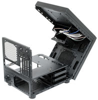Carcasă Chieftec Gaming Cube Black (CI-01B-OP)