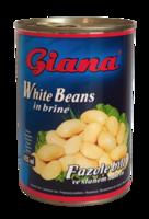 Белая фасоль  Giana