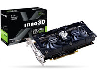 Видеокарта INNO3D GeForce GTX 1070 X2 V4 (8 ГБ/DDR5/256 бит)