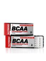BCAA COMPRESSED CAPS, 120 caps