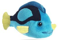 Aurora Mini Flopsie Blue Tang Fish 20cm (31728)