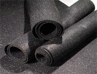 Напольное покрытие рулонное  9мм US Rubber  art. 14396