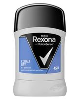 Antiperspirant Rexona Men Cobalt Dry, 50 ml