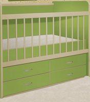 Кроватка детская KVADRO