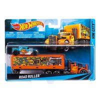 Mattel Hot Wheels Машина дальнобойщика