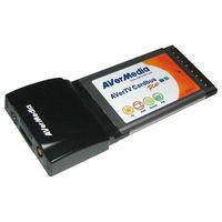 AVerTV Cardbus Plus, TV/FM Tuner PCMCIA Card