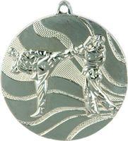 Медаль D50/MMC2550S серебро