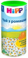 HiPP 3765 Детский чай из ромашки 200 гр. (1+)