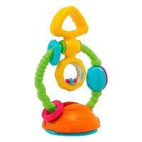 Chicco Jucarie zornaitoare pe ventuza Touch&Spin, 6+ (69029)