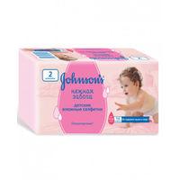 Влажные салфетки детские Johnson's Baby Gentle Care, 112 шт.