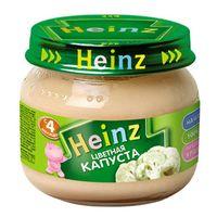 Heinz пюре цветная капуста, 4+мес. 80г