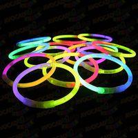 Светящаяся палочка - браслет (Glow stick) двуцвет